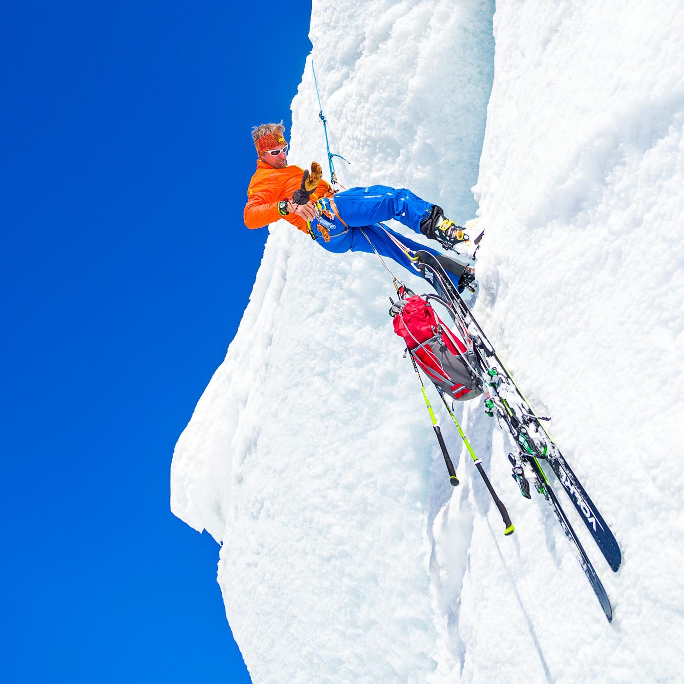 Chris Semmel Bergführer Sicherheitsforschung Bergsportgutachten